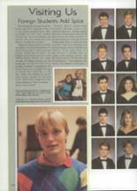 1988 West Potomac High School Yearbook Page 104 & 105