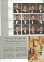 1988 West Potomac High School Yearbook Page 106 & 107