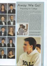 1988 West Potomac High School Yearbook Page 108 & 109