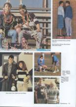 1988 West Potomac High School Yearbook Page 118 & 119