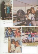 1988 West Potomac High School Yearbook Page 120 & 121