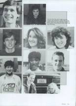 1988 West Potomac High School Yearbook Page 134 & 135