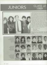 1988 West Potomac High School Yearbook Page 136 & 137