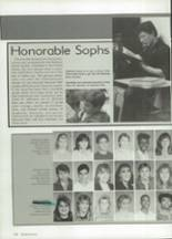 1988 West Potomac High School Yearbook Page 160 & 161