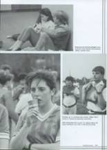 1988 West Potomac High School Yearbook Page 166 & 167