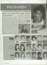 1988 West Potomac High School Yearbook Page 168 & 169