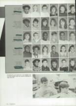 1988 West Potomac High School Yearbook Page 180 & 181