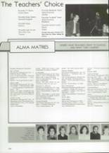 1988 West Potomac High School Yearbook Page 188 & 189