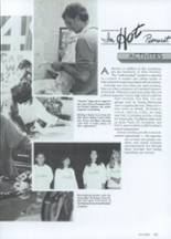 1988 West Potomac High School Yearbook Page 192 & 193