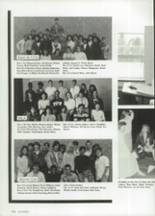 1988 West Potomac High School Yearbook Page 198 & 199