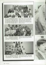 1988 West Potomac High School Yearbook Page 206 & 207