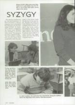 1988 West Potomac High School Yearbook Page 218 & 219