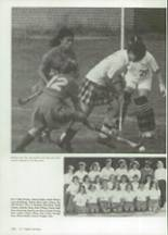 1988 West Potomac High School Yearbook Page 230 & 231