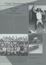 1988 West Potomac High School Yearbook Page 238 & 239