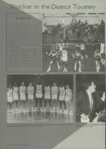 1988 West Potomac High School Yearbook Page 240 & 241