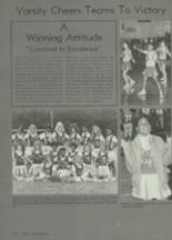 1988 West Potomac High School Yearbook Page 258 & 259