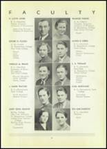 1937 Shinglehouse High School Yearbook Page 10 & 11