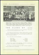 1937 Shinglehouse High School Yearbook Page 22 & 23