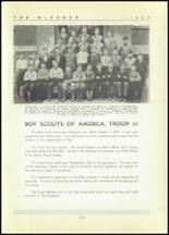 1937 Shinglehouse High School Yearbook Page 26 & 27