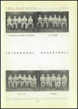 1937 Shinglehouse High School Yearbook Page 46 & 47