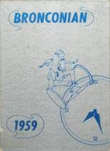1959 Yearbook North Branch High School