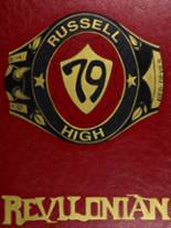 1979 Yearbook Russell High School