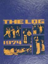 1974 Yearbook Lincoln Park High School
