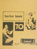 1970 Yearbook Burke High School