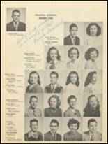 1948 Fairfax High School Yearbook Page 14 & 15