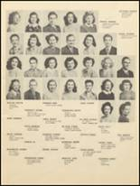 1948 Fairfax High School Yearbook Page 24 & 25