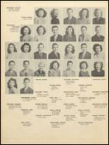 1948 Fairfax High School Yearbook Page 32 & 33
