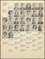 1948 Fairfax High School Yearbook Page 36 & 37