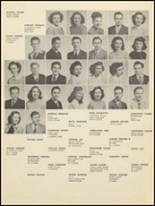 1948 Fairfax High School Yearbook Page 38 & 39