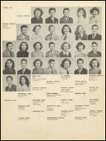 1948 Fairfax High School Yearbook Page 40 & 41