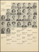 1948 Fairfax High School Yearbook Page 44 & 45