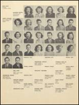 1948 Fairfax High School Yearbook Page 48 & 49