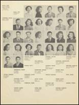 1948 Fairfax High School Yearbook Page 50 & 51