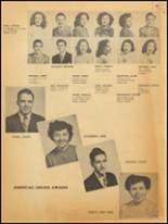 1948 Fairfax High School Yearbook Page 52 & 53