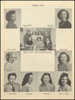 1948 Fairfax High School Yearbook Page 54 & 55