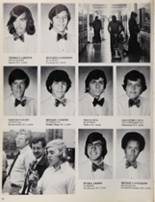 1975 Archbishop Molloy High School Yearbook Page 44 & 45
