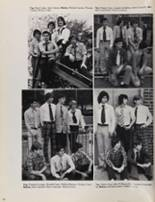 1975 Archbishop Molloy High School Yearbook Page 88 & 89