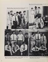 1975 Archbishop Molloy High School Yearbook Page 98 & 99