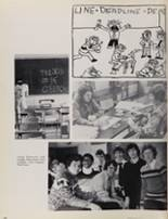 1975 Archbishop Molloy High School Yearbook Page 108 & 109
