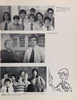 1975 Archbishop Molloy High School Yearbook Page 128 & 129