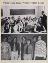 1975 Archbishop Molloy High School Yearbook Page 132 & 133