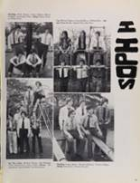1975 Archbishop Molloy High School Yearbook Page 164 & 165