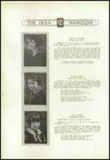 1924 Kingston High School Yearbook Page 52 & 53