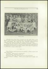 1924 Kingston High School Yearbook Page 132 & 133