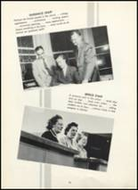 1955 Fair Lawn High School Yearbook Page 16 & 17