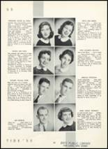 1955 Fair Lawn High School Yearbook Page 30 & 31